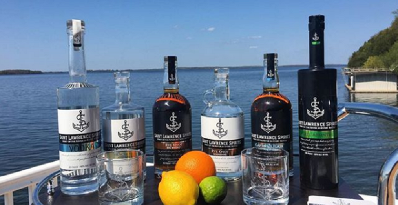 Keeping it Local in December: Week One, Saint Lawrence Spirits