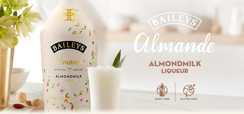 Bailey's Almande Almond Milk LiqueurTasting