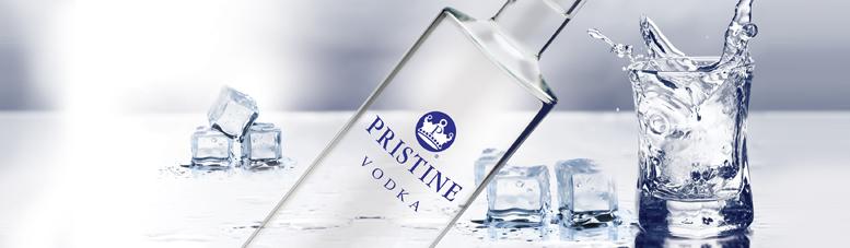 Pristine Vodka Tasting at Vintage20!