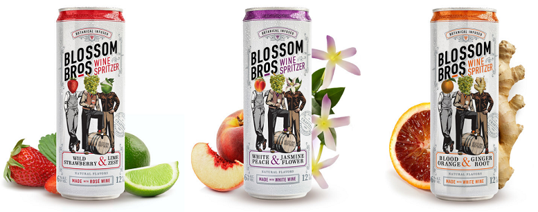 Spring is in the Air with Blossom Bros.